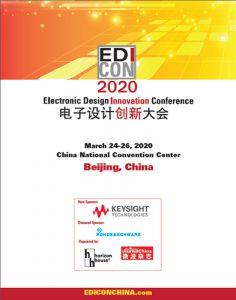 EDI CON 2020 Program