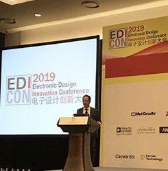Keynote Speakers Announced for EDI CON China